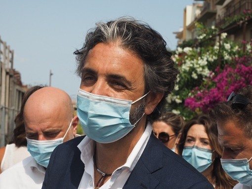 Mario Conio, sindaco di Taggia