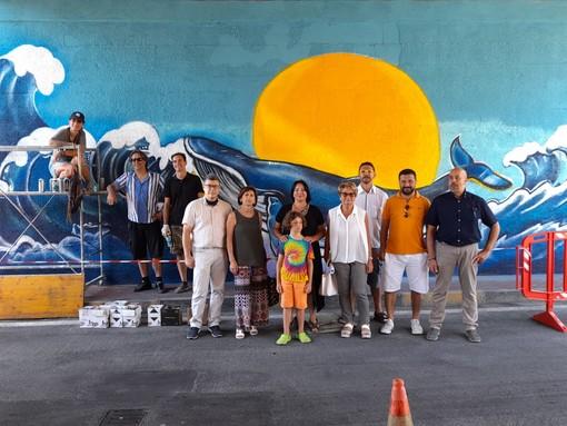 Vallecrosia: il Sindaco Armando Biasi presenta le nuove opere per la riqualificazione della città ed il video promozionale
