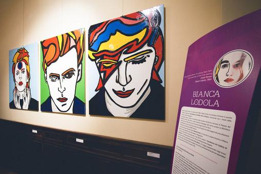 """Imperia: per il fine settimana di Pasqua apertura straordinaria della mostra """"David Bowie. The Real face"""" al MACI"""