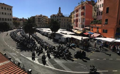Sanremo: ritorno del mercato in piazza Eroi, allargamento dei banchi ma senza occupare il parcheggio dei motorini