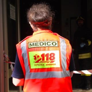Arma di Taggia: 74enne trovato morto in casa nel pomeriggio in via Caboto