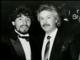 Maradona e Roberto Pecchinino