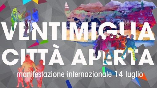 """Ventimiglia: emergenza migranti, una manifestazione di protesta contro la Francia il 14 luglio, ma il Sindaco Ioculano non ci sta """"E' un'idiozia incredibile oltre che una provocazione"""""""