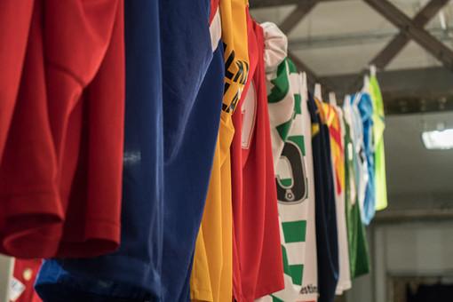 Seborga e Tera Brigasca Riviera dei Fiori alla mostra sul calcio delle comunità 'resilienti' (foto)