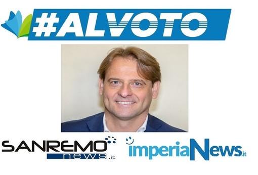"""#alvoto – Marco Scajola (Cambiamo con Toti Presidente): """"Concretezza e voglia di fare per la Liguria"""""""