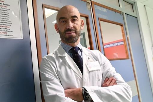 """Il Primario genovese Matteo Bassetti: """"Non penso di essere maturo per fare l'Assessore alla Sanità"""