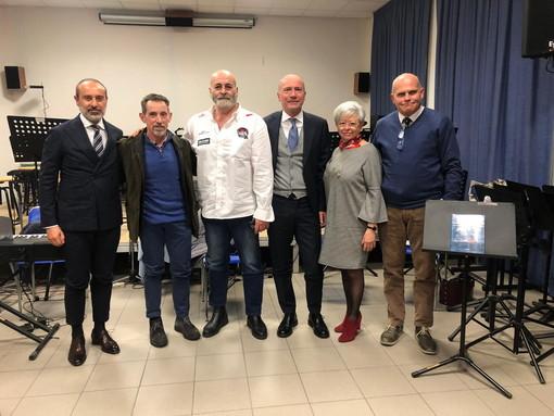 Sanremo: giovedì all'istituto Italo Calvino la presentazione del libro 'La grande Maratona Capri-Napoli' di Maurizio Castagna