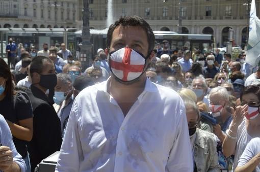 Ventimiglia: martedì prossimo il leader della Lega Matteo Salvini aprirà la campagna elettorale