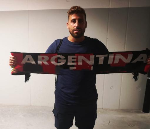 Calciomercato Prima Categoria. Atletico Argentina, UFFICIALE l'arrivo di Marco Campagnani