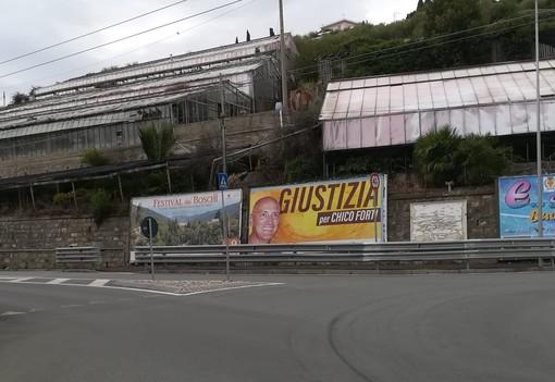Mobilitazione per Chico Forti alla Milano-Sanremo e a Ferragosto (Foto)