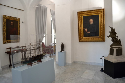 Sanremo: per le 'Giornate Europee del Patrimonio', sabato mattina apertura straordinaria del museo, al pomeriggio visita alla Villa Romana