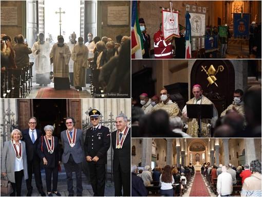 Le immagini della cerimonia (foto Tonino Bonomo)