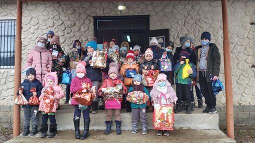 Dalle mamme e bambini di Bordighera, un pensiero per i bambini dei villaggi in Moldova