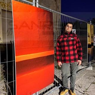 Ventimiglia: un segnale di speranza per l'arte nella mostra 'Urbs in Urbe' realizzata da Andrea Iorio (Foto)