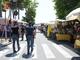 Ventimiglia: servizio di controllo preventivo al mercato, la Polizia sequestra oltre 400 articoli con marchio contraffatto