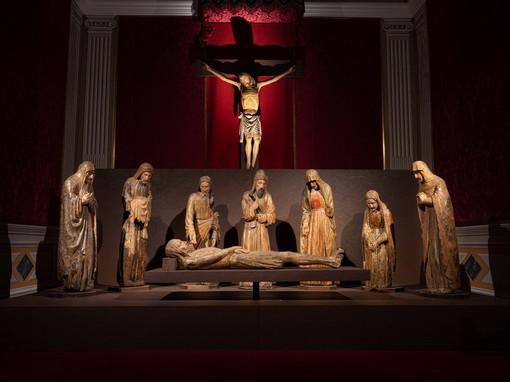 Da sabato prossimo la Diocesi di Albenga-Imperia apre la mostra 'Regnavit a Ligno Deus, Due sculture quattrocentesche a confronto' (Foto)