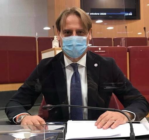 """Consiglio regionale: Marco Scajola, il più votato in Liguria """"Grande emozione per l'inizio della nuova legislatura"""""""