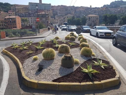Ventimiglia: va avanti la manutenzione urbana dell'Amministrazione, tra lavori finiti e quelli che proseguono