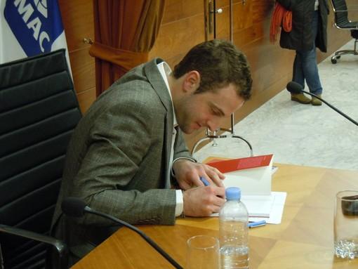 Badalucco: domani sera al 'Book Festival' la presentazione del nuovo romanzo di Martin Beux