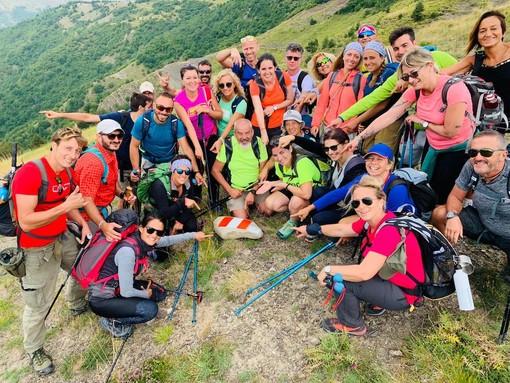 """Sui sentieri dell'entroterra ligure di Ponente e sulle Alpi, settimane ricche di escursioni con """"Monesi Young"""" da domenica 12 a sabato 25 luglio"""