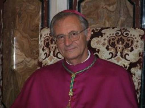 Sanremo: domenica alla Madonna della Costa la celebrazione per il 25° anniversario episcopale di Alberto Maria Careggio