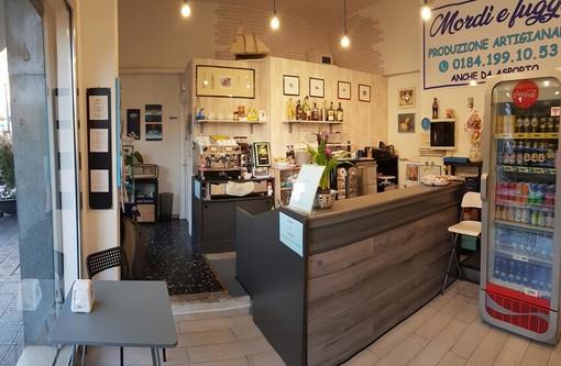 Primo o secondo, acqua e caffè a 8 euro: prenotando un tavolo da 'Mordi e Fuggi' a Sanremo scegli dal menu cosa mangiare!