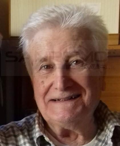 Bordighera: è morto a 91 anni Mario Armando, ex capotreno e noto poeta dialettale. Il ricordo della famiglia