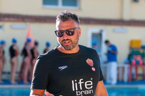 Marco Capanna, coach della SIS Roma