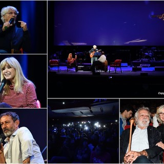Le immagini dal Teatro Ariston (foto Tonino Bonomo)