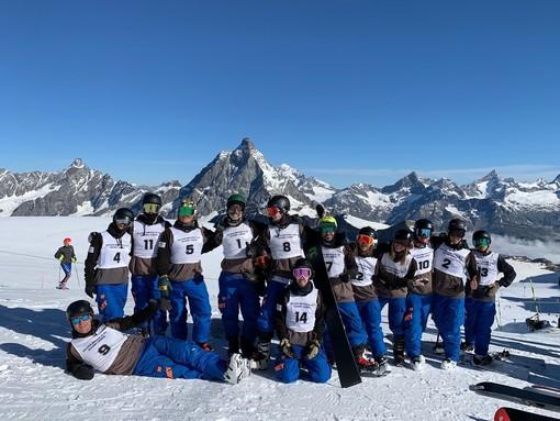 Sci. Sono 40 i nuovi maestri e snowboard del Collegio della Liguria
