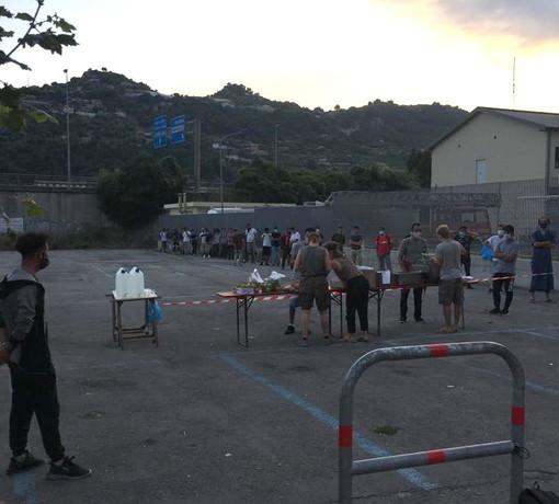 Ventimiglia: continuo arrivo di migranti, riunione alla Caritas per chi vuole dare una mano