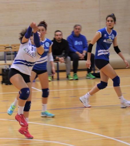 Pallavolo: la Maurina Strescino si impone a Genova nel recupero della 6a giornata di campionato