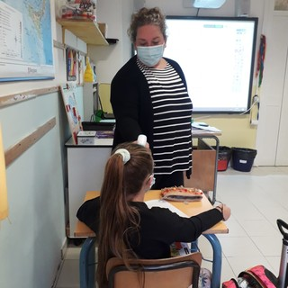 Dolceacqua: dal Principato di Monaco donati 18 termoscanner che verranno utilizzati nelle scuole