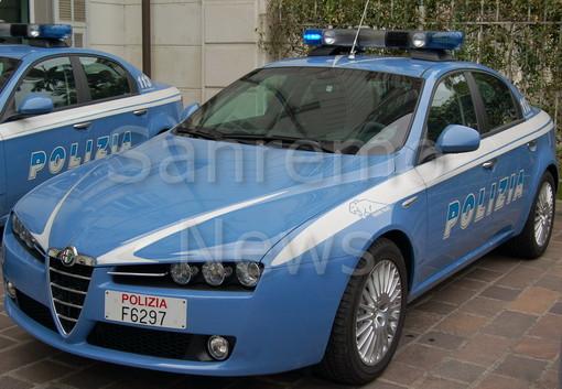 Sanremo: straniero 29enne agli arresti domiciliari sorpreso in giro per la città. arrestato dalla Polizia