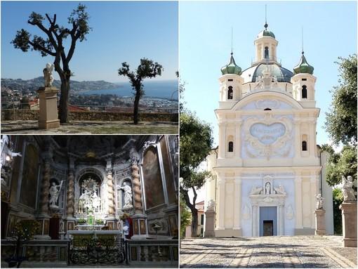 Le immagini della Madonna della Costa pubblicate su Tripadvisor