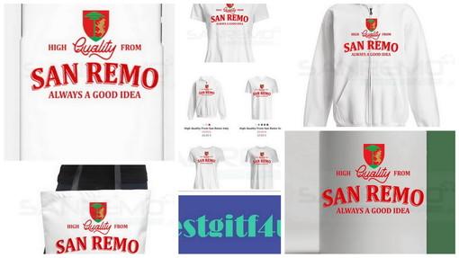 Ancora una volta 'San Remo': azienda statunitense usa il marchio (sbagliato) per vendere prodotti con il nome di Sanremo