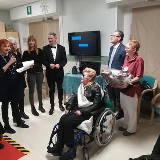 Sanremo: grande festa alla residenza 'Anni Azzurri' per la prima edizione di 'Miss Franchiolo' (Foto)