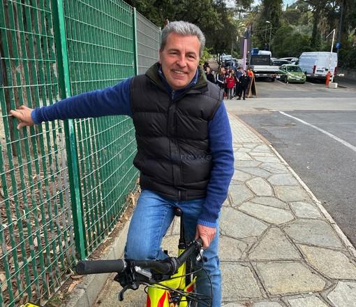 """Sanremo: 387mila euro per la messa in sicurezza dell'entroterra, Robaldo """"Un iter lungo ma alla fine ce l'abbiamo fatta"""""""