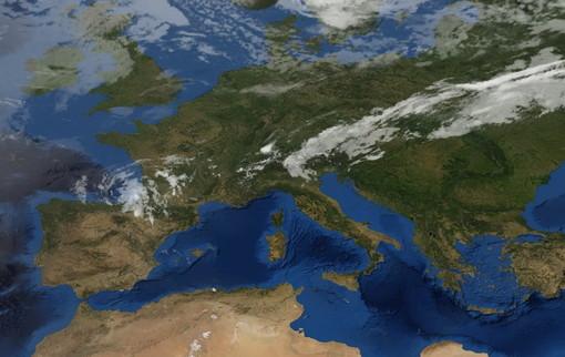 Previsioni del tempo del 2 luglio 2019 in collaborazione con Arpal Liguria