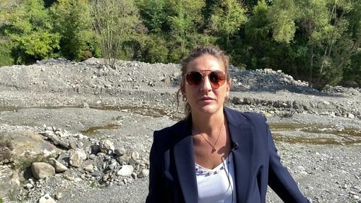 Manuela Sasso, sindaco di Molini di Triora