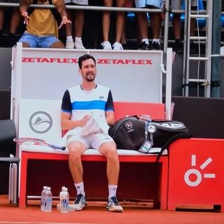 Tennis. La colonia ponentina saluta Roma, battuti sia Mager che Sinner