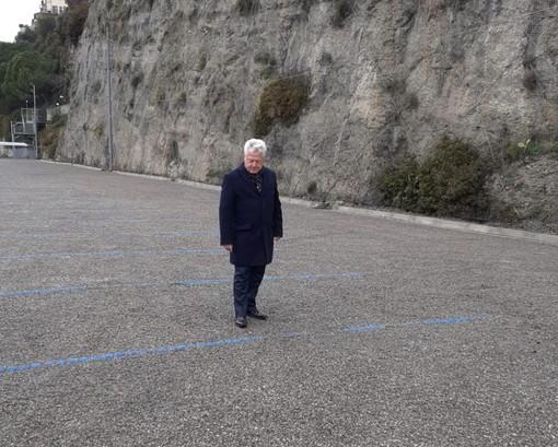 Ventimiglia: domani pomeriggio il Presidente della Regione Toti inaugurerà i tre nuovi parcheggi pubblici