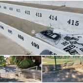 Sanremo: lavori allo stadio 'Comunale' per rendere agibile la gradinata Nord, ancora lontani quelli per la tribuna (Foto)