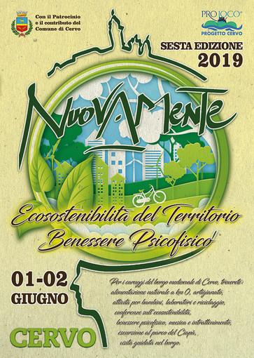 """A Cervo torna """"NuovaMente"""", il festival dedicato all'eco-sostenibilità e al benessere psicofisico"""