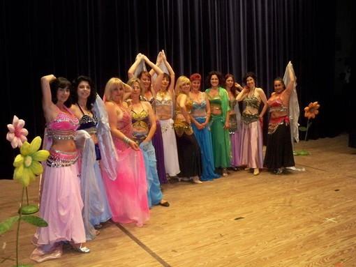 Sanremo: le 'Nadija's Oriental Dancers' domani ospiti della rassegna 'Turista Protagonista' in piazza San Siro