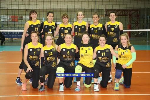 Volley, Serie C femminile. Grafiche Amadeo Sanremo, vittoria interna contro il Subaru Olympia Genova