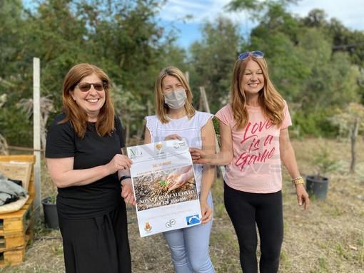 Sanremo: educazione e rispetto dell'ambiente, in corso Mazzini nasce l'orto sociale per nonni e bambini - video servizio