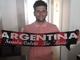 Il difensore Nicolò Striglioni giocherà nell'Atletico Argentina B