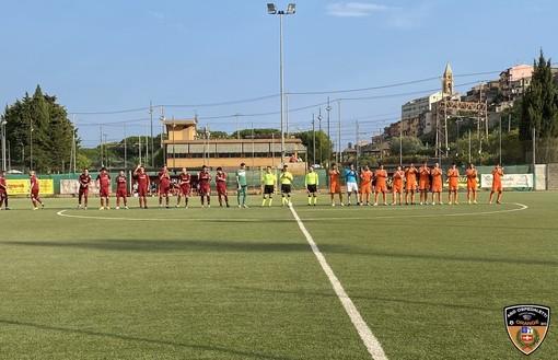 Il derby di Coppa Italia tra Ventimiglia e Ospedaletti