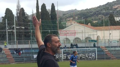 Alessandro Lupo, allenatore dell'Imperia
